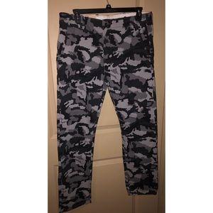 Levi brand Camouflage Chino pants